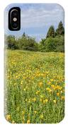 Poppies Forever IPhone Case