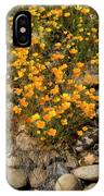 Poppies On The Rocks IPhone Case