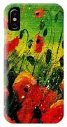 Poppies Poppies  IPhone Case