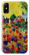 Poppies Sosoye IPhone Case