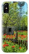 Poppy Farm IPhone Case