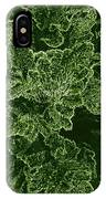 Poppy Leaves IPhone Case