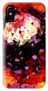 Poppy Mosaic IPhone Case