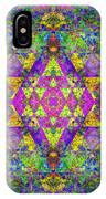 Poppy Opal Yantra IPhone Case