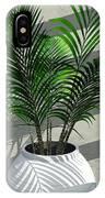 Porch Plant IPhone Case