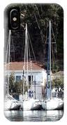 Poros Greece IPhone Case