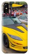 Porsche 911 Targa Gullwing IPhone Case