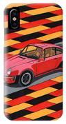 Porsche 911 Turbo IPhone Case