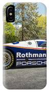 Porsche 962c IPhone Case