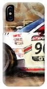 Porsche Gt3 Martini Racing - 01 IPhone Case
