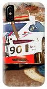 Porsche Gt3 Martini Racing - 02 IPhone Case