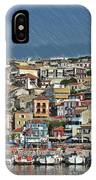 Port City Parga Greece - Dwp1163344 IPhone Case