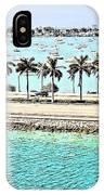 Port Of Miami - Miami, Florida IPhone Case