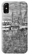 Port Orchard Marina IPhone Case