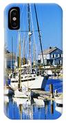 Port Townsend Harbor IPhone Case
