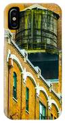 Portland Water Tower II IPhone Case