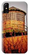 Portland Water Tower IIi IPhone Case