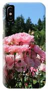 Portland's Pink Roses IPhone Case