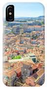 Porto Aerial Portugal IPhone Case