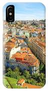 Porto Panorama Skyline IPhone Case