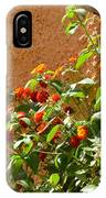 Portofino Flowers IPhone Case