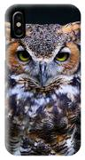 Portrait Of A Wise Man IPhone Case