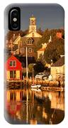 Portsmouth Reflections IPhone X Case