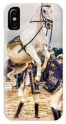 Portugal Lusitano Horse IPhone Case