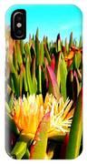 Portuguese Coastal Plants  IPhone Case