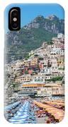 Positano Resort IPhone Case