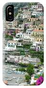 Positano's Beach IPhone X Case