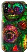 Post Modern Venus Of Willendorf  She's Mad As Hell Guys  Rightfully So IPhone Case