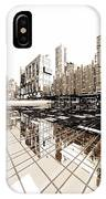Poster-city 4 IPhone Case