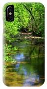 Potamac River In Maryland IPhone Case