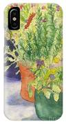 Potted Beauties  IPhone Case