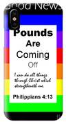 Pounds Are Coming Off IPhone Case