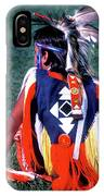 Pow-wow Colors IPhone Case