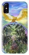 Power Of Great Spirit IPhone Case