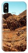 Power Transport From Hoover Dam IPhone Case