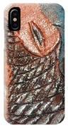 Prayer 7 - Tile IPhone Case