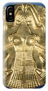 Pre-columbian Gold, 1000 Ad IPhone Case