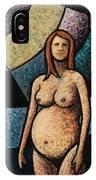 Pregnant IPhone Case