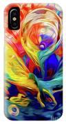 Premorphationism Glass IPhone Case