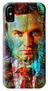 President Andrzej Duda Portrait IPhone Case