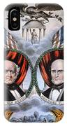 Presidential Campaign, 1848 IPhone Case