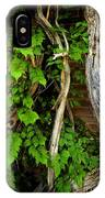 Preston Wall Vine IPhone Case