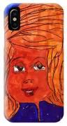 Pretty Face IPhone Case