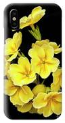 Pretty Primrose IPhone Case