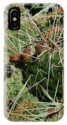 Prickly Pear Revival IPhone Case