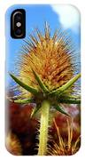 Prickly Thistle IPhone Case